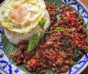 resepi-padkrapow-atau-thai-basil-chicken