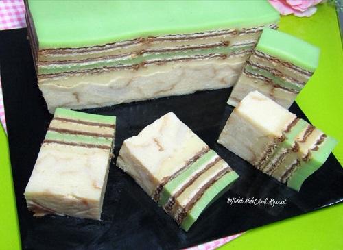 Resepi Puding Roti Cocoapuff