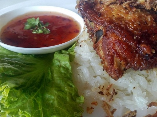 Resepi Pulut Ayam Thai