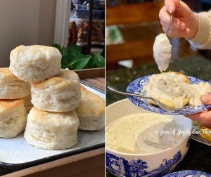 resepi-southern-buttermilk-biscuits-and-gravy