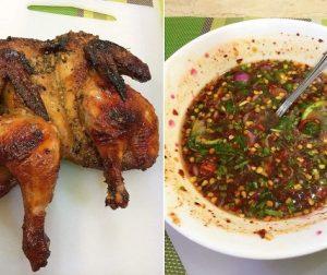 resepi-ayam-panggang-serai-air-asam