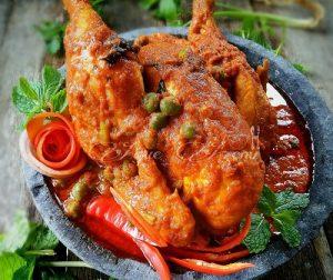 resepi-ayam-masak-rose