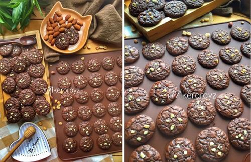 resepi-biskut-brownies-rangup
