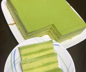 kek-lapis-pandan-sedap-macam-beli-dekat-bakeri