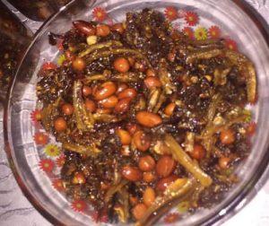 resepi-sambal-bilis-garing-berkacang