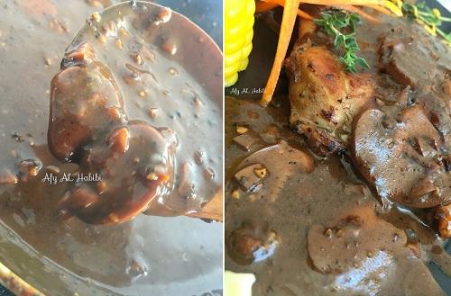resepi-sos-blackpepper-mushroom