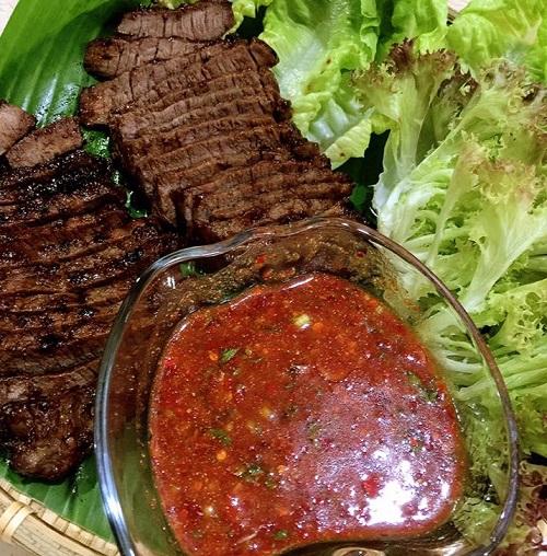 resepi-daging-bakar-ala-dannok