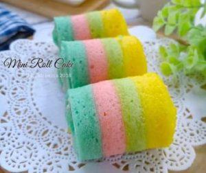 resepi-mini-roll-cake-mudah