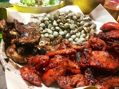 Resepi Ayam BBQ Madu Berempah • Resepi Bonda
