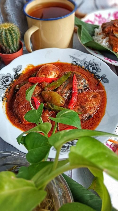 Resepi Set Lengkap Nasi Dagang Terengganu
