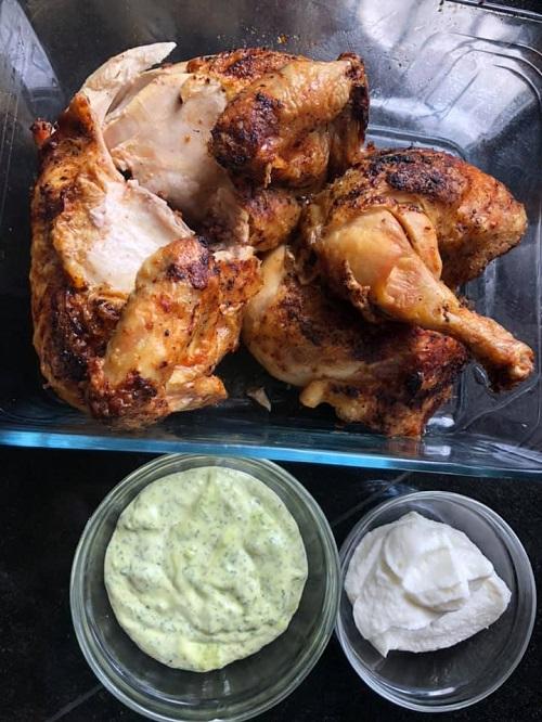 Resepi Ayam Bakar Berempah Fajita