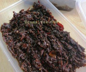 resepi-sambal-hitam-tomato
