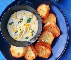 resepi-creamy-sweet-corn-soup