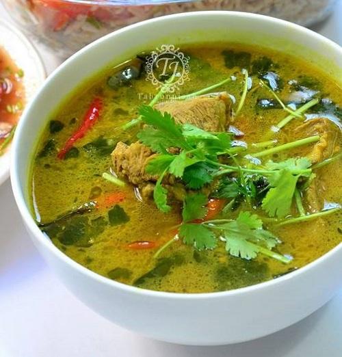 Resepi Nasi Daging dan Sup Daging Power