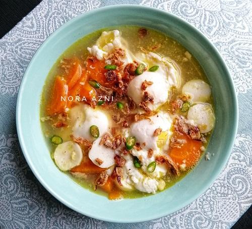resepi-sup-telup-paling-mudah