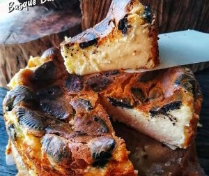 resepi-oreo-basque-burnt-cheesecake
