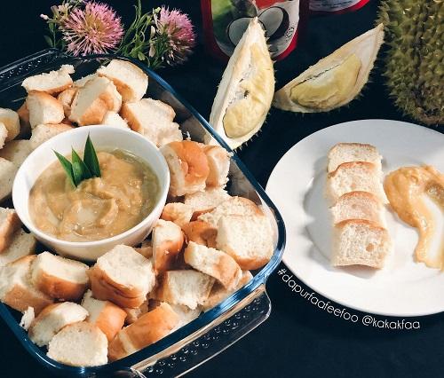 resepi-roti-kukus-sekaya-durian