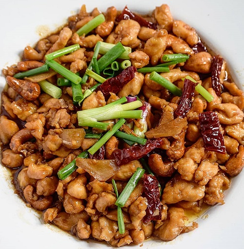 Resepi ala Chinese Food Gong Bao Chicken