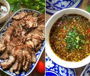 resepi-daging-bakar-dengan-sos-ala-thai