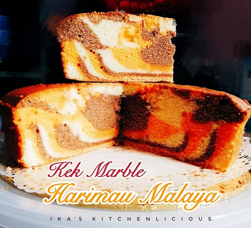 resepi-kek-marble-oren-cappucino