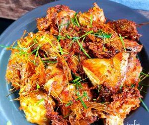 resepi-ayam-goreng-serai-ala-thai