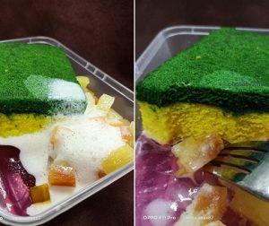 resepi-kek-honey-lemon-butter-dish-wash