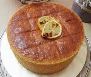 resepi-sourcream-lemon-butter-cake