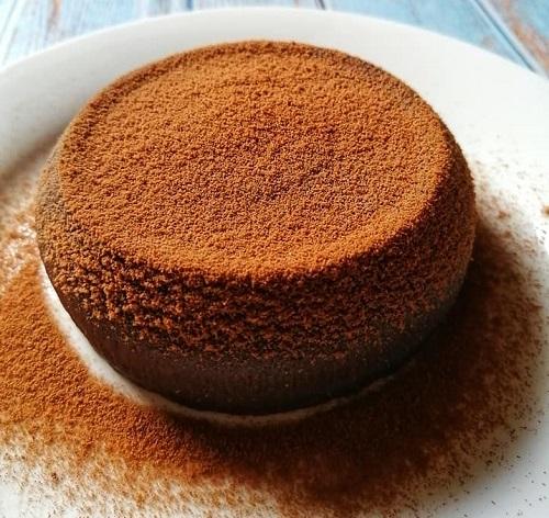 resepi-kek-milo-lava-volcano