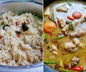 resepi-nasi-minyak-dengan-kurma-ayam