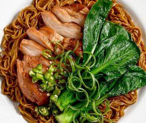resepi-wantan-noodle-dengan-char-siew-chicken