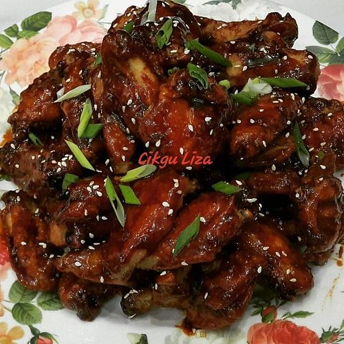 ayam-goreng-korean-crispy-gochujang