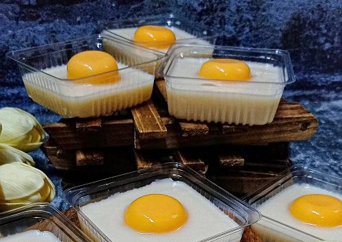 Resepi Puding Telur Mata dan Telur Rebus
