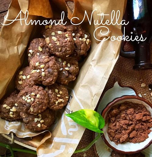 resepi-almond-nutella-cookies-rangup