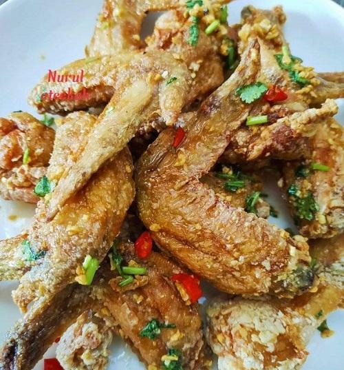 resepi-ayam-goreng-vietnam-atau-vietnamese-fried-chicken