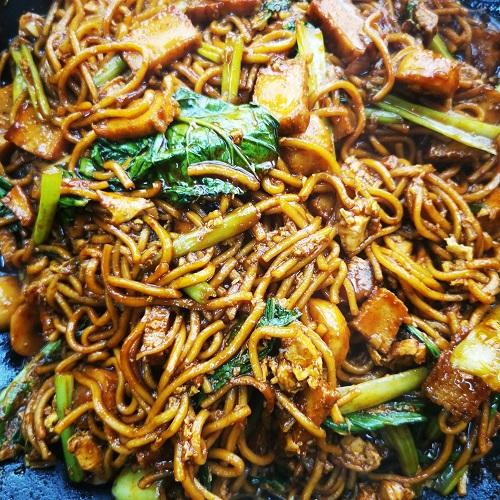 resepi-mee-goreng-basah-indian-style
