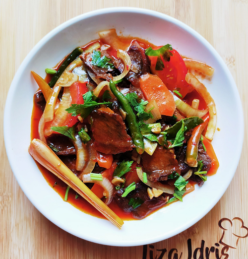 resepi-daging-merah-ala-thai-tanpa-pewarna