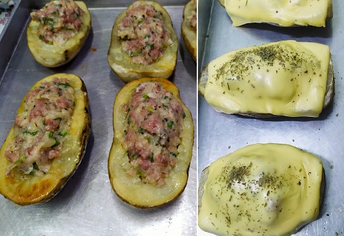 resepi-kentang-bakar-inti-daging-berkeju