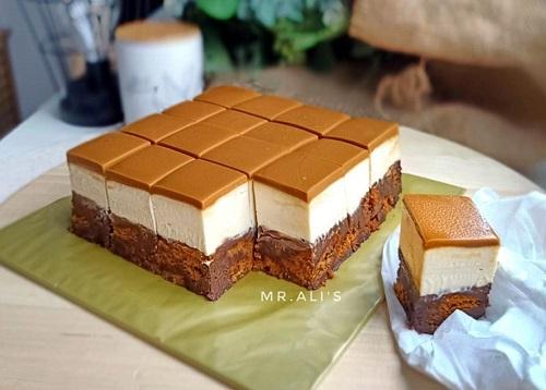 resepi-kek-batik-biscoff-paling-sedap