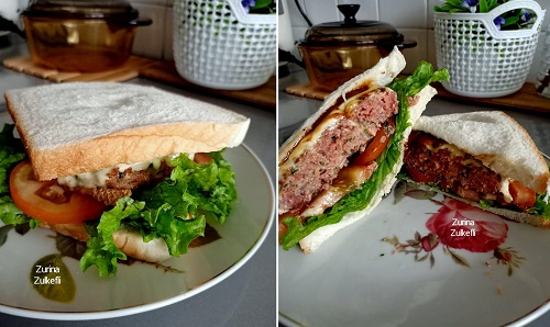 resepi-sandwich-dengan-inti-daging-burger