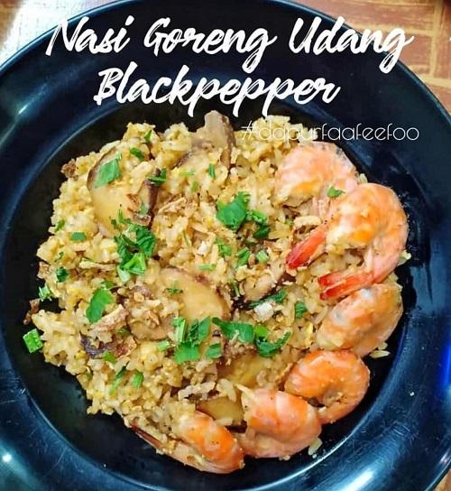 resepi-nasi-goreng-udang-blackpepper